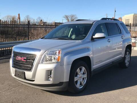 2015 GMC Terrain for sale at Ultimate Motors in Port Monmouth NJ