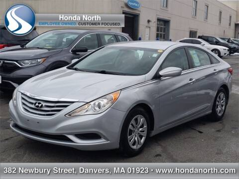 2012 Hyundai Sonata for sale at 1 North Preowned in Danvers MA