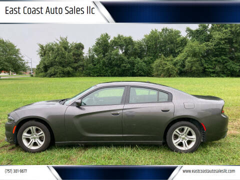 2017 Dodge Charger for sale at East Coast Auto Sales llc in Virginia Beach VA