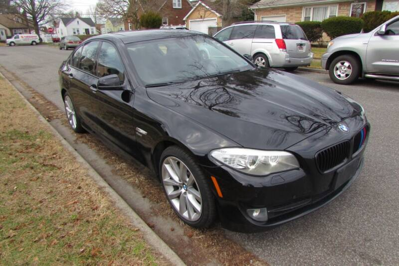 2011 BMW 5 Series for sale at First Choice Automobile in Uniondale NY