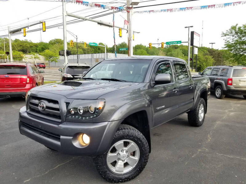 2009 Toyota Tacoma for sale at Cedar Auto Group LLC in Akron OH