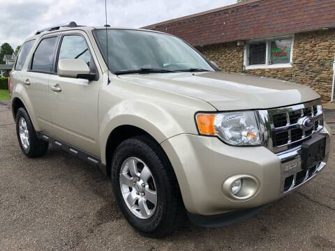 2011 Ford Escape for sale at Approved Motors in Dillonvale OH