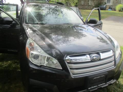 2013 Subaru Outback for sale at A+ Motors LLC in Leesburg VA