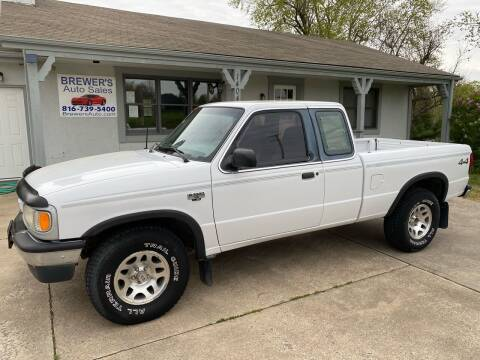1996 Mazda B-Series Pickup for sale at Brewer's Auto Sales in Greenwood MO