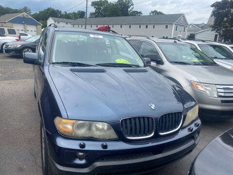 2005 BMW X5 for sale at Whiting Motors in Plainville CT