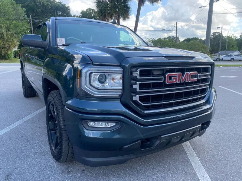 2017 GMC Sierra 1500 for sale at LUXURY AUTO MALL in Tampa FL