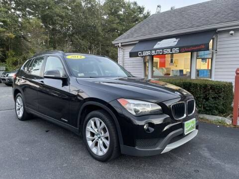 2014 BMW X1 for sale at Clear Auto Sales in Dartmouth MA