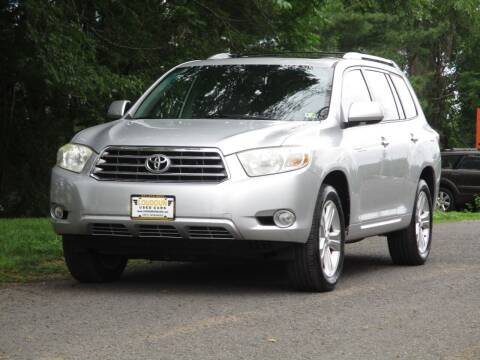 2008 Toyota Highlander for sale at Loudoun Used Cars in Leesburg VA