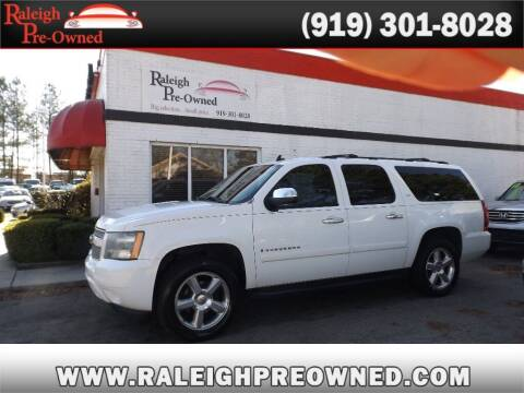 2007 Chevrolet Suburban for sale at Raleigh Pre-Owned in Raleigh NC