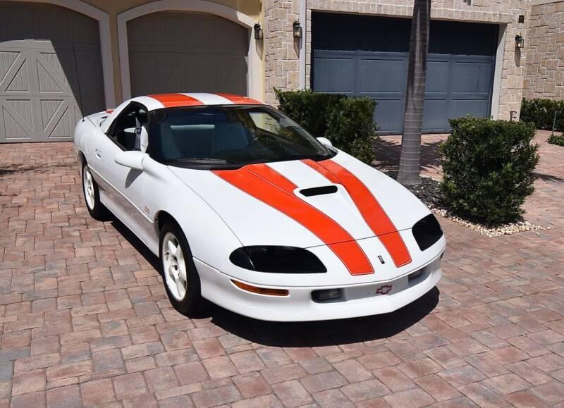 1997 Chevrolet Camaro for sale at Sunshine Classics, LLC in Boca Raton FL