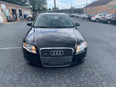 2007 Audi A4 for sale at YASSE'S AUTO SALES in Steelton PA
