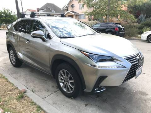 2018 Lexus NX 300 for sale at Autobahn Auto Sales in Los Angeles CA
