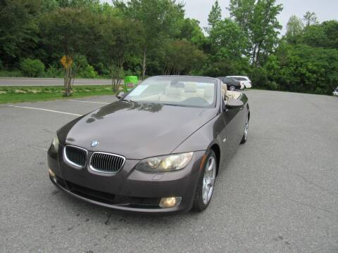 2009 BMW 3 Series for sale at Pristine Auto Sales in Monroe NC