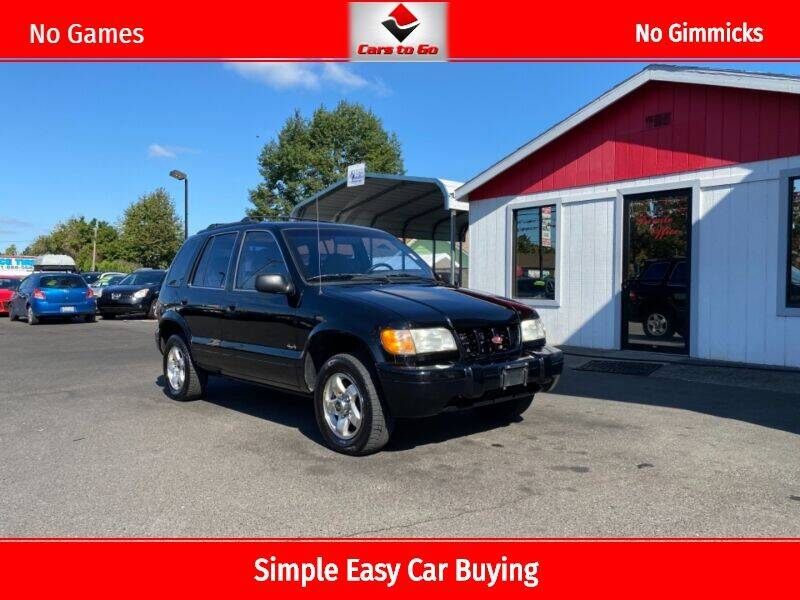 2000 Kia Sportage for sale at Cars To Go in Portland OR