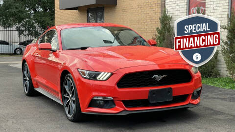 2015 Ford Mustang for sale at Auto Imports in Houston TX