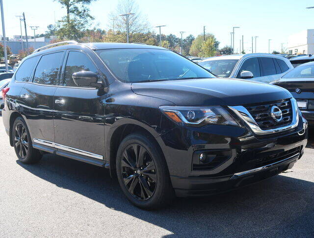 2017 Nissan Pathfinder for sale at Southern Auto Solutions - Georgia Car Finder - Southern Auto Solutions - BMW of South Atlanta in Marietta GA