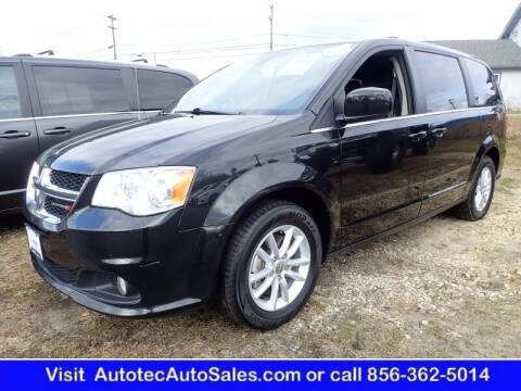 2019 Dodge Grand Caravan for sale at Autotec Auto Sales in Vineland NJ