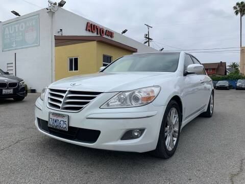 2010 Hyundai Genesis for sale at Auto Ave in Los Angeles CA