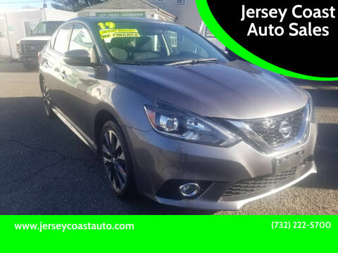 2019 Nissan Sentra for sale at Jersey Coast Auto Sales in Long Branch NJ