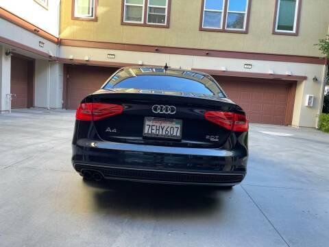 2014 Audi A4 for sale at Ronnie Motors LLC in San Jose CA