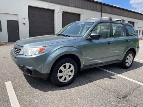 2009 Subaru Forester for sale at Auto Land Inc in Fredericksburg VA