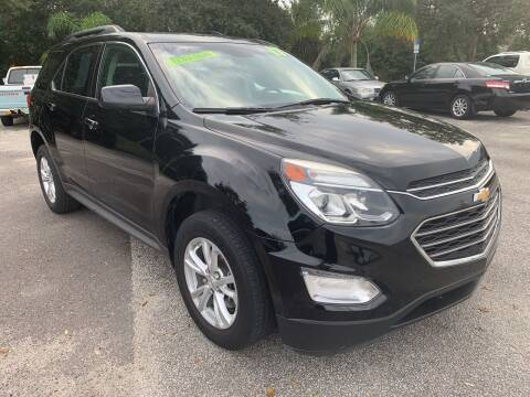 2017 Chevrolet Equinox for sale at The Car Connection Inc. in Palm Bay FL