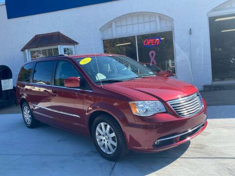 2015 Chrysler Town and Country for sale at Harborcreek Auto Gallery in Harborcreek PA