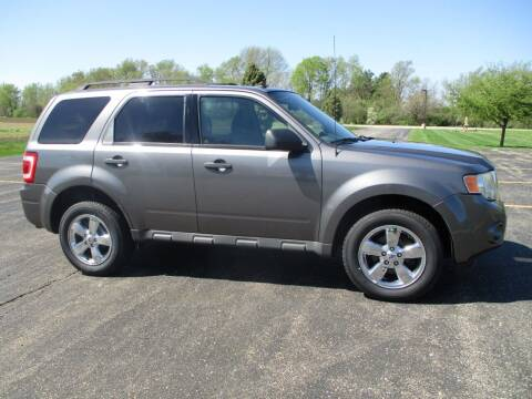 2009 Ford Escape for sale at Crossroads Used Cars Inc. in Tremont IL