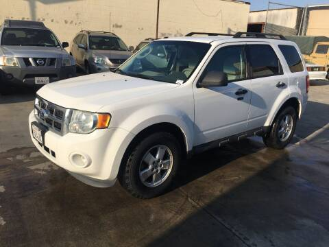 2012 Ford Escape for sale at OCEAN IMPORTS in Midway City CA