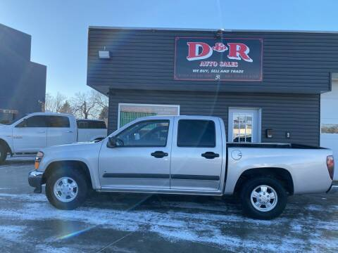 2008 Chevrolet Colorado for sale at D & R Auto Sales in South Sioux City NE