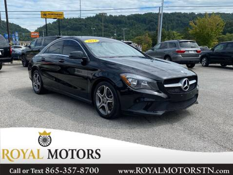2014 Mercedes-Benz CLA for sale at ROYAL MOTORS LLC in Knoxville TN