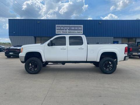 2013 GMC Sierra 2500HD for sale at HATCHER MOBILE SERVICES & SALES in Omaha NE