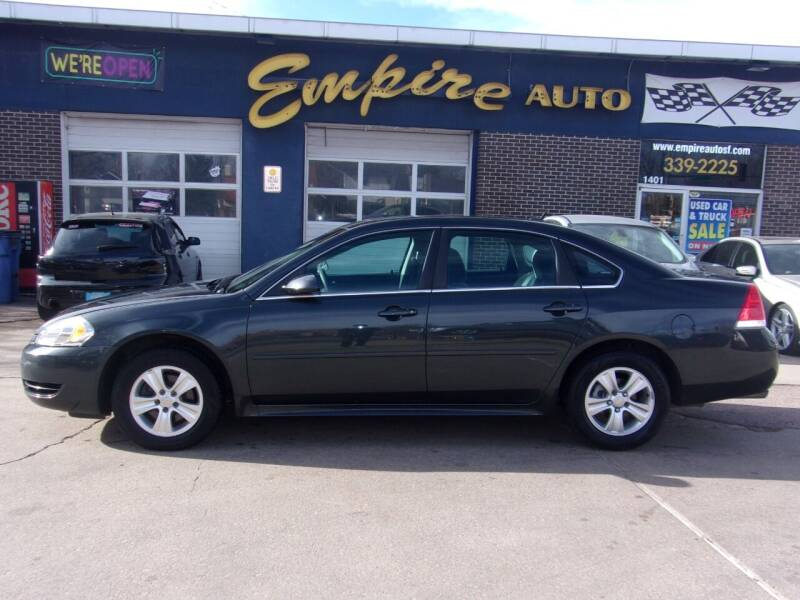2015 Chevrolet Impala Limited for sale at Empire Auto Sales in Sioux Falls SD