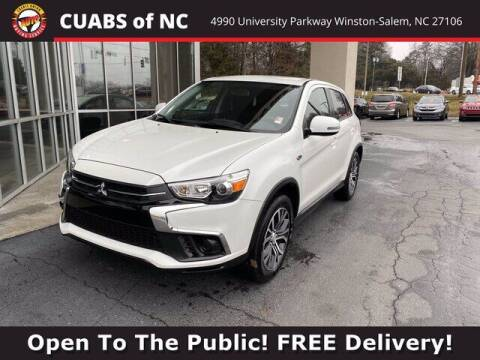2018 Mitsubishi Outlander Sport for sale at Credit Union Auto Buying Service in Winston Salem NC