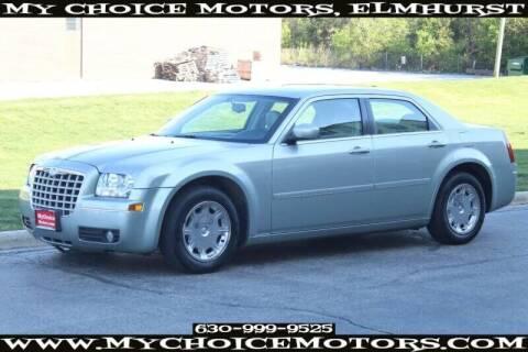 2005 Chrysler 300 for sale at My Choice Motors Elmhurst in Elmhurst IL