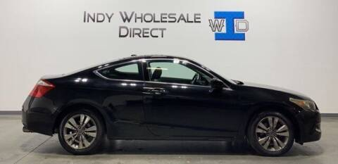 2010 Honda Accord for sale at Indy Wholesale Direct in Carmel IN