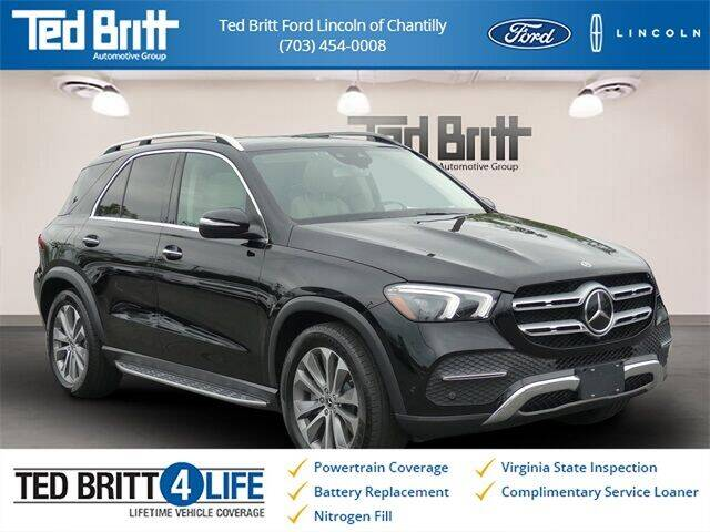 2020 Mercedes-Benz GLE for sale in Chantilly, VA