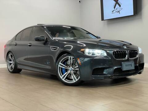 2015 BMW M5 for sale at TX Auto Group in Houston TX