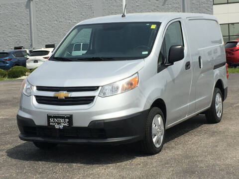 2017 Chevrolet City Express Cargo for sale at SUNTRUP BUICK GMC in Saint Peters MO