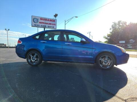 2010 Ford Focus for sale at Guidance Auto Sales LLC in Columbia TN