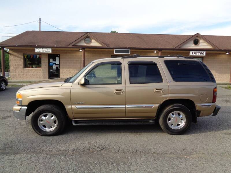 2000 GMC Yukon for sale at On The Road Again Auto Sales in Lake Ariel PA