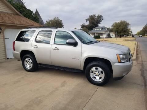 2009 Chevrolet Tahoe for sale at Eastern Motors in Altus OK
