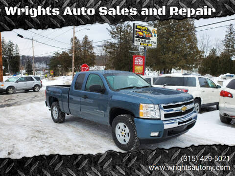 2011 Chevrolet Silverado 1500 for sale at Wrights Auto Sales and Repair in Dolgeville NY