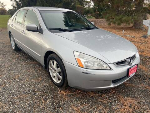 2003 Honda Accord for sale at Clarkston Auto Sales in Clarkston WA