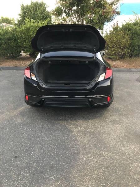 2016 Honda Civic EX-L 4dr Sedan - Fallbrook CA
