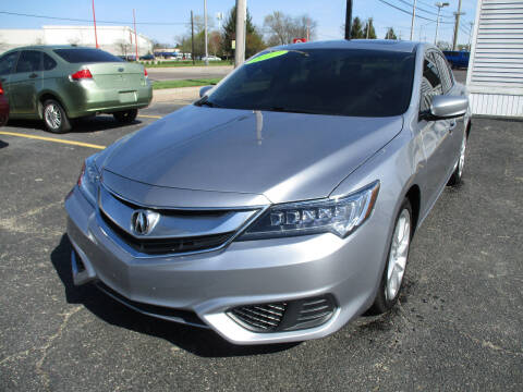 2017 Acura ILX for sale at Ringa Auto Sales in Arlington Heights IL