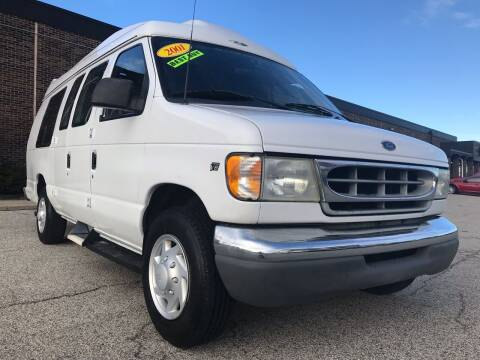 2001 Ford E-Series Chassis for sale at Classic Motor Group in Cleveland OH