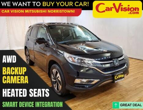 2015 Honda CR-V for sale at Car Vision Mitsubishi Norristown in Trooper PA
