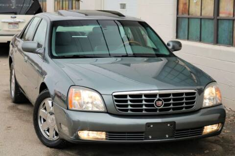 2005 Cadillac DeVille for sale at JT AUTO in Parma OH