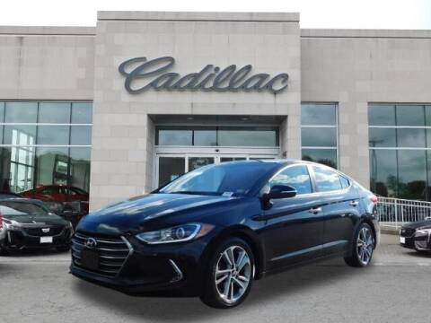 2017 Hyundai Elantra for sale at Radley Cadillac in Fredericksburg VA